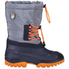 CMP Campagnolo Kids Ahto WP Snow Boots Denim Melange